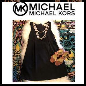 MICHAEL Michael Kors Black Dress, Sz. 12